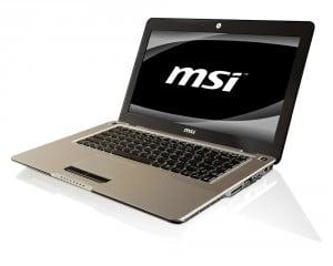 MSI X420