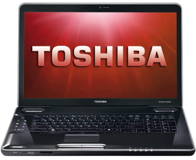 Toshiba Satellite P500-1JD